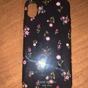 Kate Spade phone case duo
